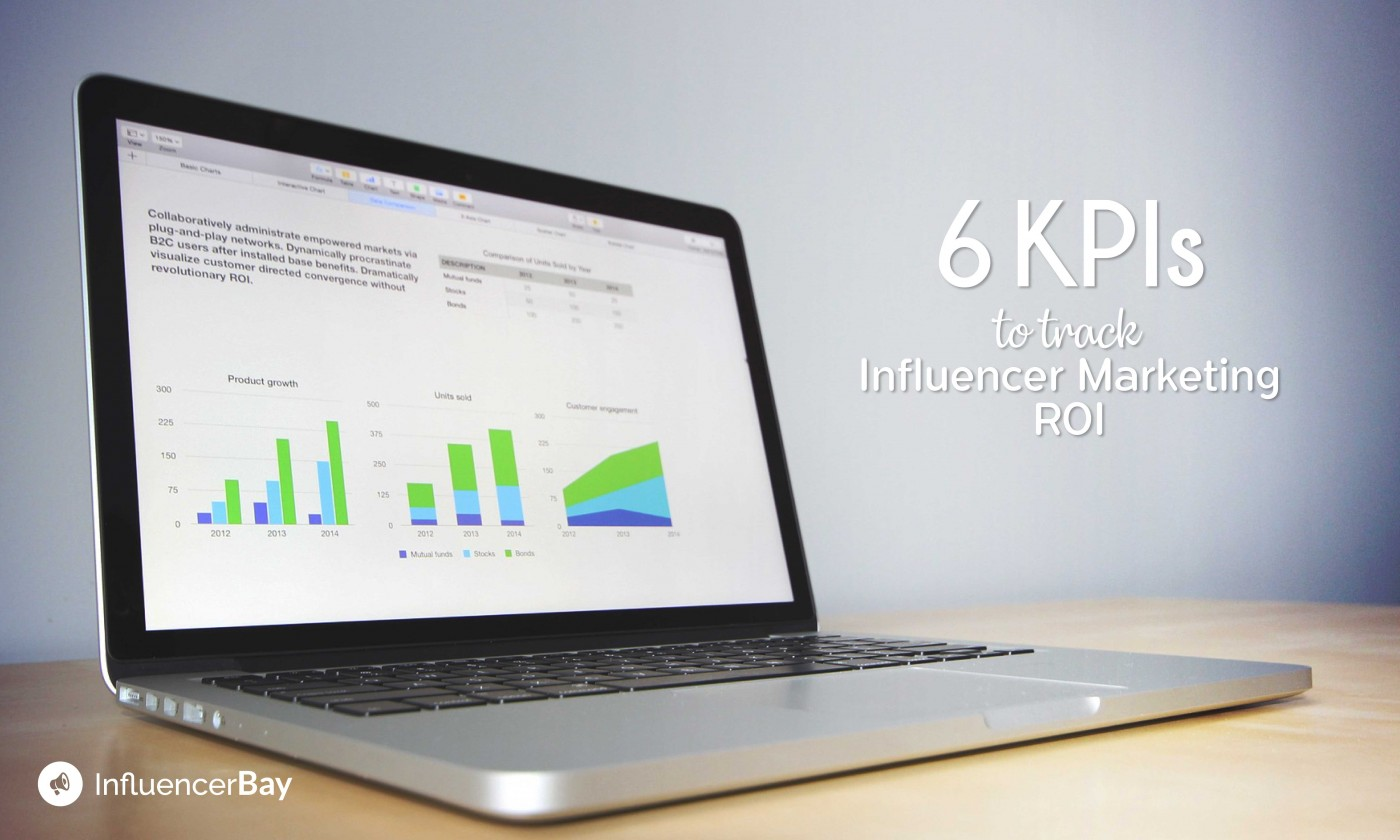 6 KPIs to Track Influencer Marketing ROI